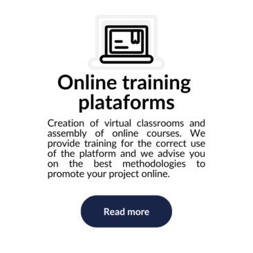 Advice on the creation and assembly of virtual courses